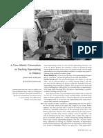 Teaching Papermaking to Children, by J. Korejko and W. Radolan