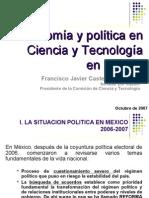 Economía y Política en México IPN