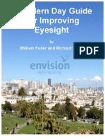 A Modern Day Guide for Improving Eyesight