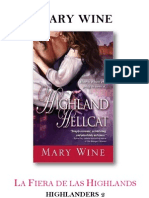 Mary Wine - Serie Highlander 02 - La Fiera de Las Highlands