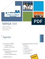 nirsa campusrecreation careerservices