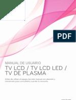 Manual LG 32LV3400