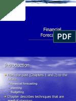 Handout 3 FinlForecasting
