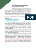 Comunicarea Institutionala - Despre Promovarea Imaginii Institutiei Publice