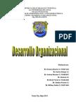 Desarrollo Organizacional Trabajo Proseguros