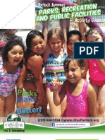 Turlock Recreation Guide Summer 2013