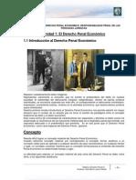 Lectura 1 - Derecho Penal Económico