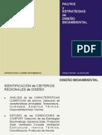 Teorica 2 - Estrategias de Diseño Bioambiental IDB 2013
