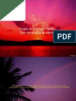 Imam Ali - Tribute by Western Intellectuals
