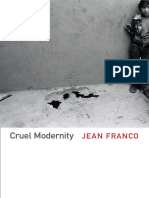 Cruel Modernity by Jean Franco