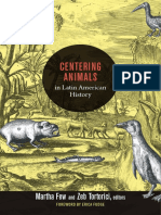 Centering Animals in Latin American History by Martha Few