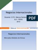 Negocios Internacionales Clases 9 y 10