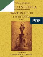 Historia general de la masoneria desde los tiempos más remotos.pdf