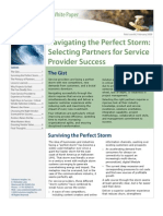 Navigating the Perfect Storm