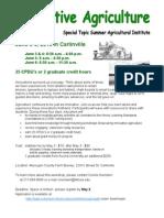 SAI Flyer Application 2013