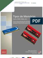 Atividade nº4 Tipos de Memórias SDAC Filipe Louro