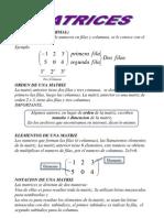 1 Matrices