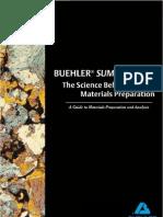 Buehler-Sum-Met Sample Preparation Technique
