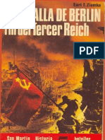 San Martin Libro Batalla 12 La Batalla de Berlin