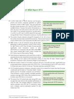 HBM Pharma Biotech M&a Report 2012