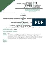 TUST 04 v19 n3 217-237 Guidelines Tunnelling Risk