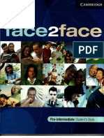 Face to Face Student's book