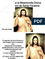 Novena a la Divina Misericordia-2do día