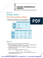 Lugaresgeométricos.CónicasSolucionesAnaya1ºbachilleratoT-www.gratis2.com