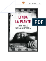 La Plante Lynda - Anna Travis 01 - Mas Alla de La Sospecha