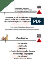 Apresentação do XX Congresso Nacional de Balística Forense - João Bosco Silvino Júnior