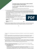 01.03.2013 Procedura Privind Derularea Procesului de Examinare Aferente Programelor de Certificare