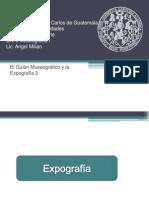 La expografía (clase) 2