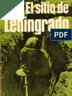 San Martin Libro Batalla 11 El Sito de Leningrado