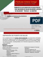 PUESTO DE SALUD AURORA DÍAZ