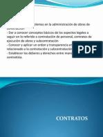 Introducción a los contratos