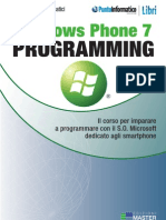 Windows Phone 7 Programming