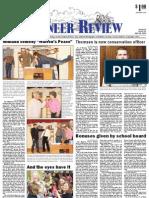 Pioneer Review, Thurs., April 18, 2013