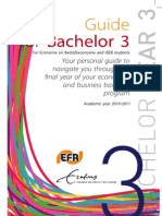 Bachelor 3 Guide Booklet