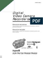 VideoCamaraDigDCR-TRV730