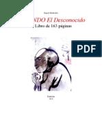 URGANDO El Desconocido LIBRO DE 163 PÁGINAS