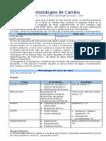 Metodologías de Cambio - UNR FCE SPA - A. Racca