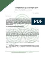 IEI Raices Multidisciplinarias Del Coaching Profesional- Lic. Ray Dalton