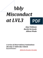 Wobbly Misconduct review with annotations