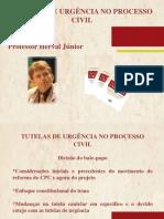 Aula_Tutela de urgência