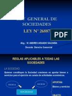 Ley General de Sociedades 02