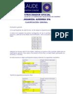 Clasificacion general POR CATEGORIAS 2013.doc