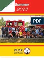 C-U Special Recreation Summer 2013