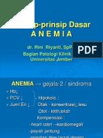 Kuliah Anemia FK