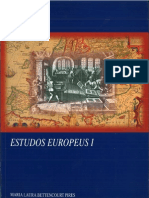 Manual Estudos Europeus I