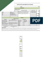 Matriz de Planejamento de Atividades - Exemplo de Uso
